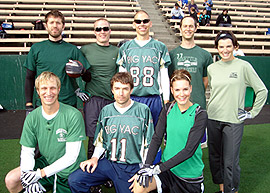 Green Team Photo