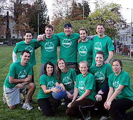 Kick Tease Team Photo