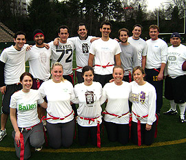 Blood, Sweat and Beers  Team Photo