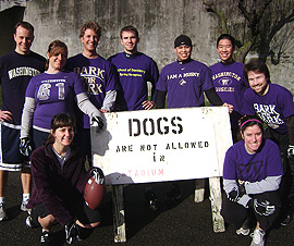Lords of DAWG Town Team Photo
