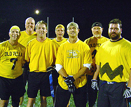 Ol' Yella Team Photo