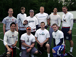 Lawn Wranglers Team Photo