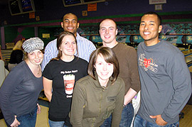 Gutterballs Team Photo