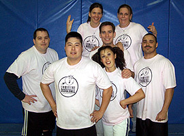 stinky fingers Team Photo