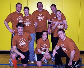 Urbanballs Team Photo