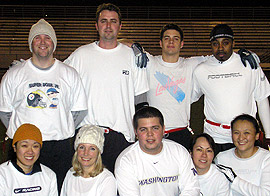 THE FUGITIVES Team Photo