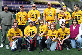 Old Yella Team Photo