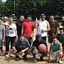 Sprint Kickball Game