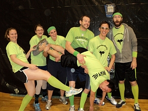 ThunderBalls Team Photo