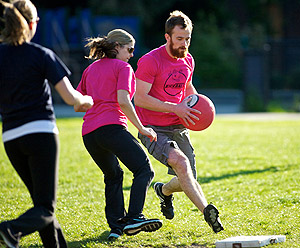 Syracuse Sports Association Kickball Leagues Now Forming!