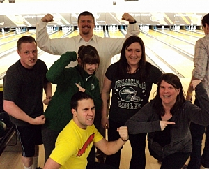 Body By Bowling Team Photo