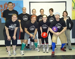 Nunchuck Fury Team Photo