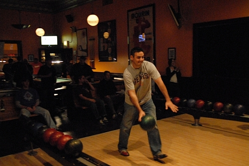 Winter Bowling 2009
