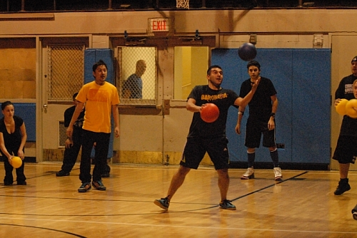 Winter Dodgeball 2009