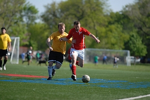 Summer Outdoor Soccer Leagues