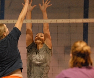 Winter Indoor Volleyball Leagues