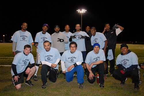 North Avenue Men's Flag Football