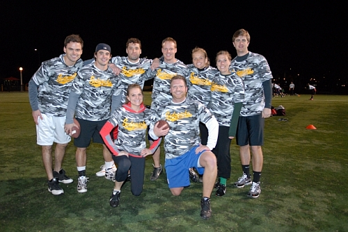 North Avenue Coed Flag Football