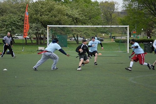 Montrose Turf Field Men's Flag Football