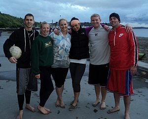 Clam Tamers Team Photo