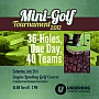 2012 Underdog Mini-Golf Tournament