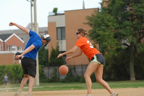 Kickball @Wrightwood Park