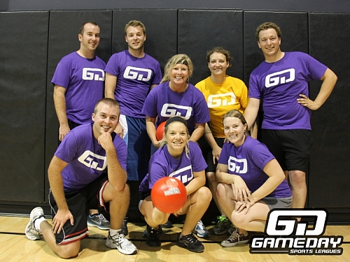 Adult Dodgeball Leagues