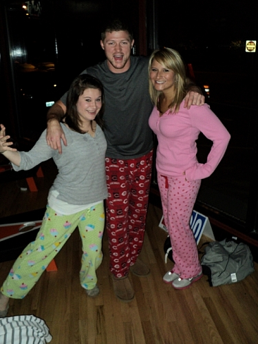 Pajama Night!