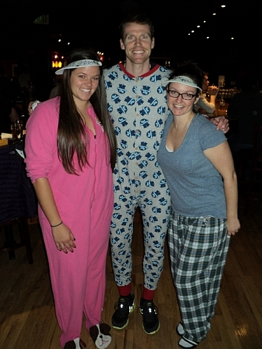 Pajama Night