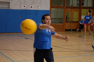 Fall Dodgeball Leagues