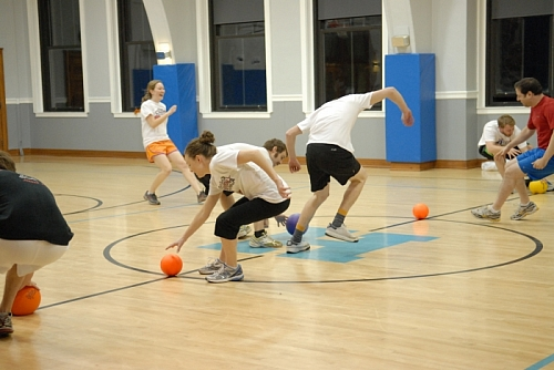 Stretch Dodgeball