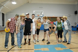 Winter Dodgeball Leagues