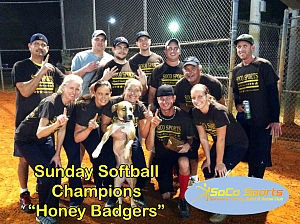 Honey Badgers photo