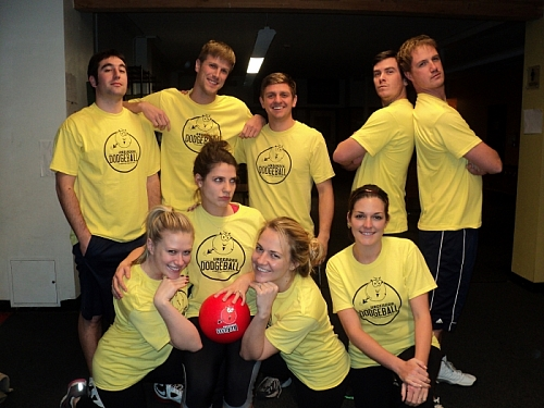 Every Season is Dodgeball Season!