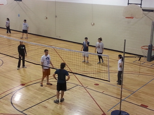 Winter Volleyball Playoffs