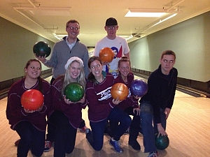 Late Winter Bowling