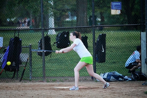 Cities and Sports - Softball Lincoln Park South