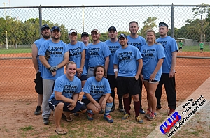 Bad News Bears Team Photo