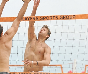 Late Summer Beach Volleyball Leagues