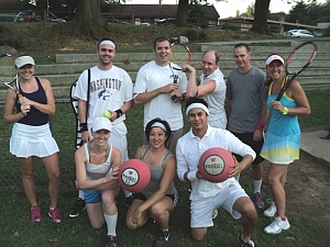 Ball Me Maybe Team Photo