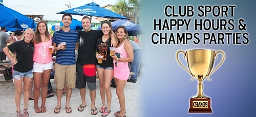 SoCo Happy Hours & Champs Parties