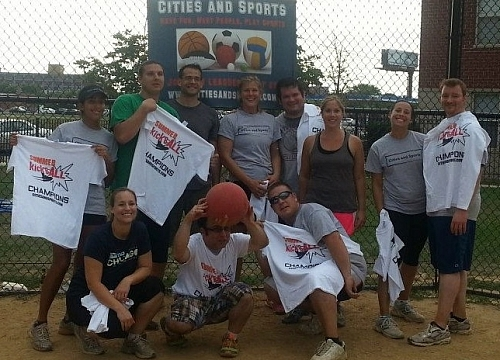 Champs - Kickball Summer