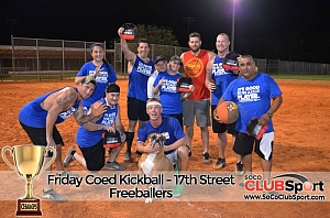 FreeBallers Team Photo