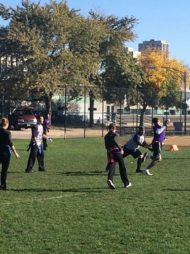 Fall Flag Football