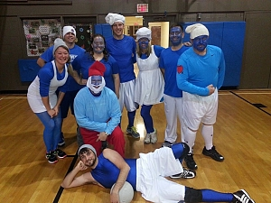 Halloween Dodgeball is Back Tuesday Oct. 28th!  See You There!