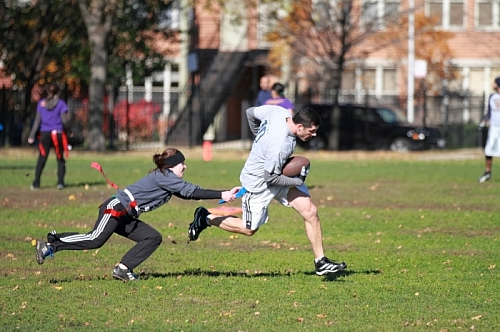 Fall Flag Football Old Town