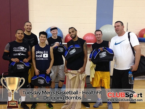 Dropping Bombs - CHAMPS