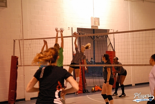 Indoor Volleyball 11/25