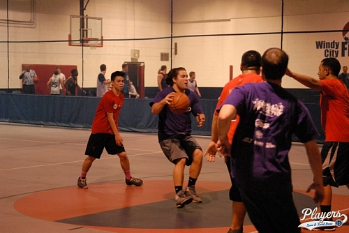 Indoor Basketball 11/25