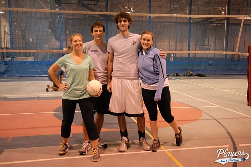 Indoor Volleyball 12/04/13